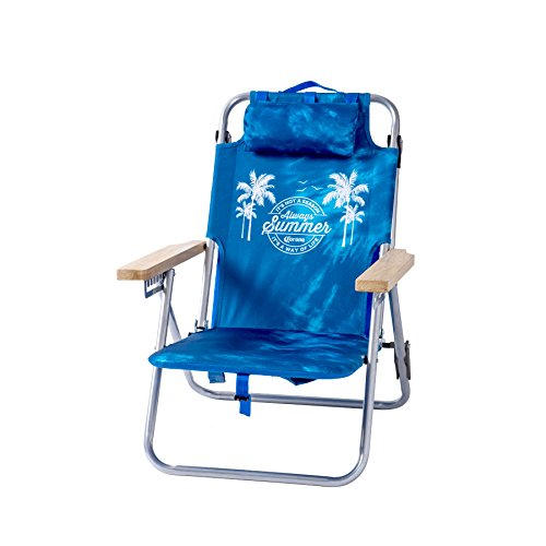 Corona Always Summer Beach Lounge Chair, (Corona Angle)