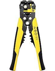 MMOBIEL automatische draad stripper krimper striptang professionele tang voor het krimpen snijden 10-24 AWG 0,2-6,0mm ² Zelfinstellende Multi-Functie Hand Tool