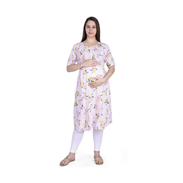 Best Western Dress with Zippers for Nursing For Mothers Online India