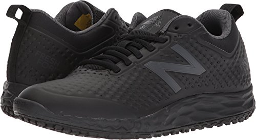 New Balance Women's 806v1 Work Training Shoe, Black, 7 B US by New Balance