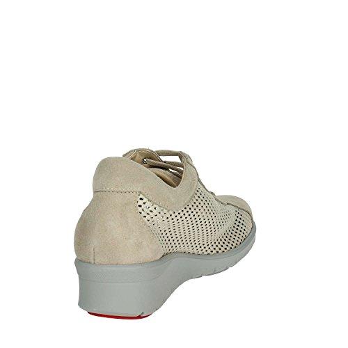 Sneakers Morbido Donne Basse 002 Beige Ie9884a Cinzia wgxq4Ax