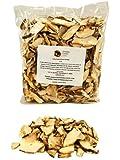Dried Sliced Shiitake Mushrooms - 4 Oz. Bag - Dehydrated Edible Gourmet Lentinula Edodes Fungi: Shitake