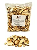 Dried Sliced Shiitake Mushrooms - 4 Oz. Bag - Dehydrated Edible Gourmet Lentinula Edodes Fungi: Shitake