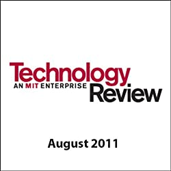 Audible Technology Review, August 2011