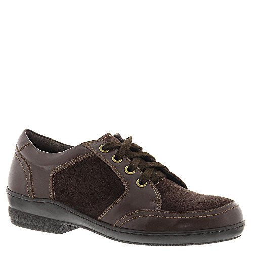 David Tate Helen Womens Oxford 7,5 4a Oss Brun