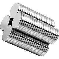 Neodyum Mıknatıs Silindir D10x1 mm (10`lı Paket)