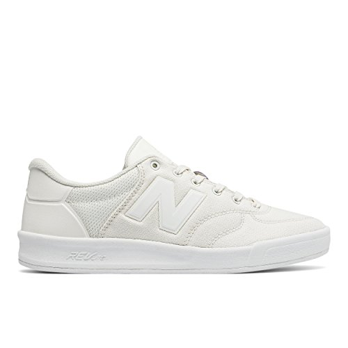 New Balance , Baskets pour homme blanc Bianco 43.0