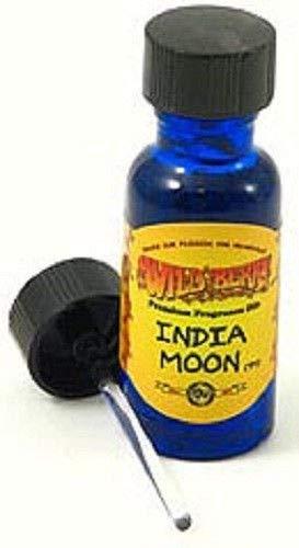 Wildberry Oil 1/2 oz: INDIA MOON (Perfume + Applicator Wild Berry)