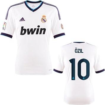 Real Madrid Özil Trikot Home 2013, M: : Sport