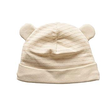 2c07ad5397f09 オーガニックコットン 夏物素材 日本製 ベビー用 お帽子 65951