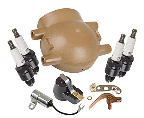 Tisco MTK6FFR Master Tune Up Kit for Ford 4 Cylinder Tractor with Front Mount (Ford 2n Tractor Parts)