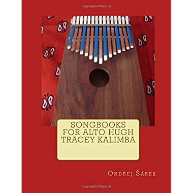 Songbooks for Alto Hugh Tracey Kalimba