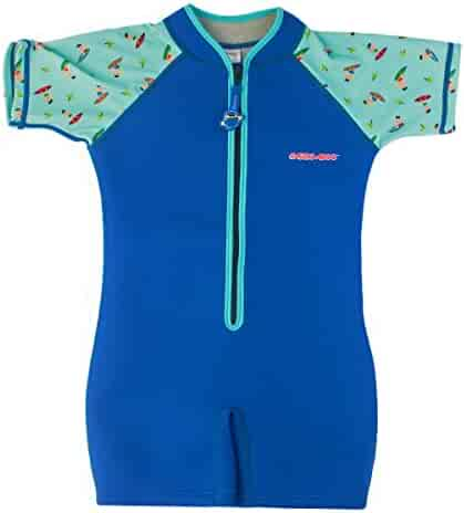 d0efb6edaf2c9 Cheekaaboo Wobbie Baby & Kids One Piece Swimsuit for Boys and Girls, 2-8