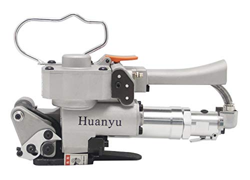 Huanyu Hand-held Pneumatic Strapping Tools Handheld Package Packing Machine for PP and PET Portable Strapping Machine (13-19mm)