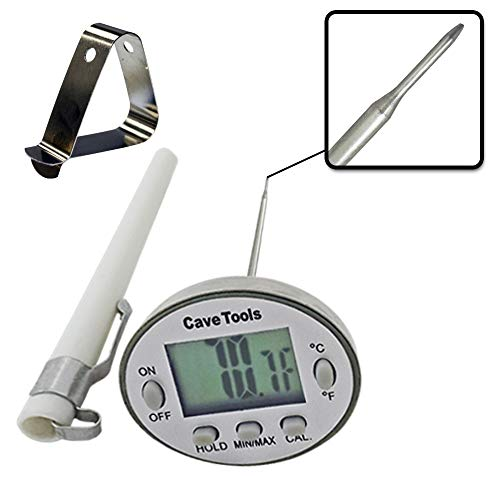 Instant Read Digital Thermometer