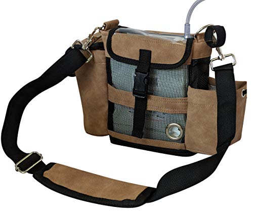 Carry Bag Inogen one G4 & Oxygo Fit/Fits Extra Battery, Unit, Charging Cord, Inogen Accessories