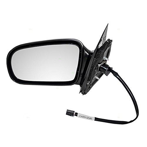 Drivers Power Side View Mirror Replacement for Chevrolet Cavalier Pontiac Sunfire Coupe 10362464 - Pontiac Sunfire Driver