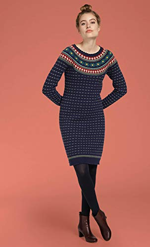 Strickkleid Pasadena Dress Knit King Blue Blue Louie 6qxBwwF