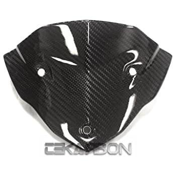 2x2 Twill Weave Tekarbon Buell Ulysses XB12X // XB12XT Carbon Fiber Windscreen