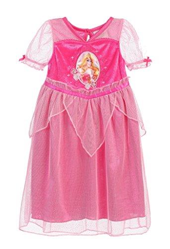 Disney Princess Aurora Dress-up Costume Sleep Gown 12M Pink (Disney Princess Pink Dress)
