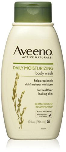- Aveeno Daily Moisturizing Body Wash - 12 oz