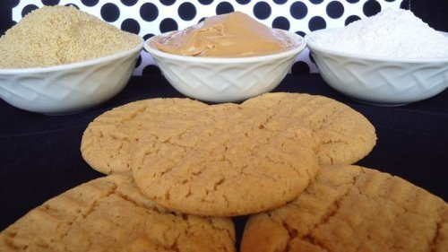 Chubby Babies Peanut Butter Oatmeal Lactation Cookie Mix - 1 Mix (makes 24 cookies) by Good Natured Gourmet