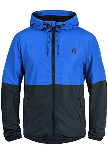 Uomo Blend Giacche Blue 74637 Da Electric Athletics Minato xqqAcI1