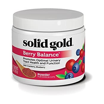 Amazon Com Solid Gold Dog Amp Cat Supplements For Urinary