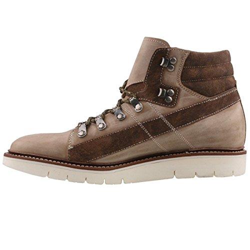 Sendra Boots Uomo Beige Stivali Beige UwrXnq1HU