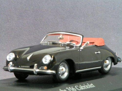 1/43 ポルシェ356カブリオレ 1954 (ブラック) 400065031