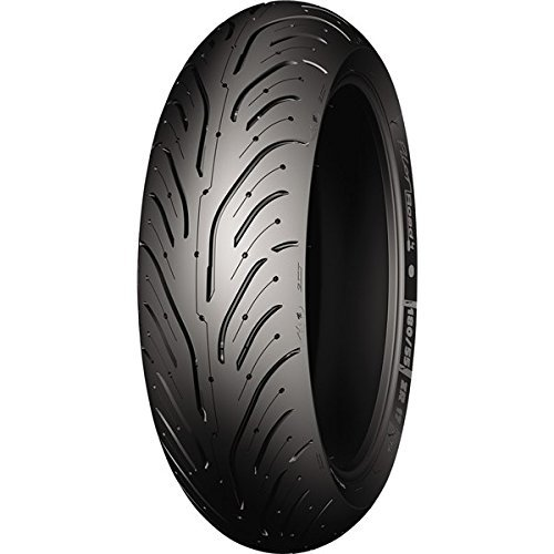 (Michelin Pilot Road 4 Touring Radial Tire - 190/55R17 75W)