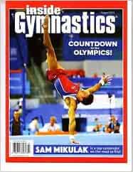Inside Gymnastics Magazine Subscription, Renewal, or give