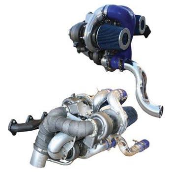 Diesel Power Source Triple Turbo Kit (64mm/64mm/64mm Turbos) for 2003-2007 Dodge Cummins