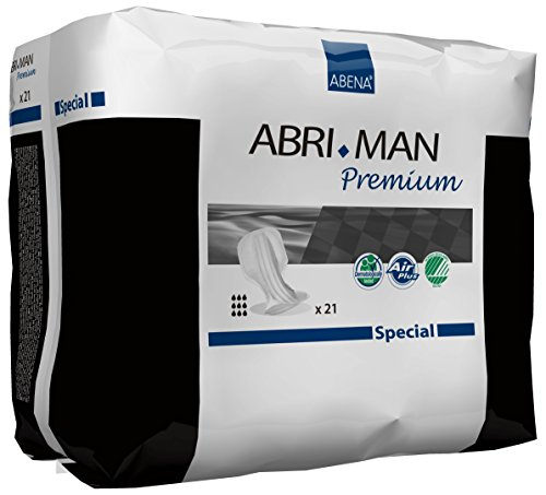 Abena Abri-Man Male Pouch Incontinence Pads, Special, for sale  Delivered anywhere in USA