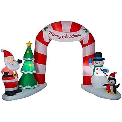 Amazon Com Holiday Living Lighted Archway Christmas