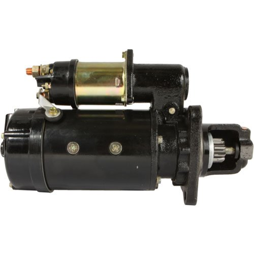 DB Electrical SDR0027 Starter For Caterpillar 3204 931B 931C 935B 935C 951 DB3SA /Cummins B Series International Cargostar S series