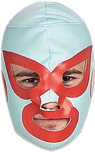 Nacho Libre Mask (Nacho Libre Mask Costume Accessory)