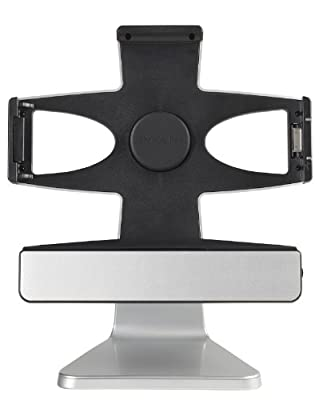 SMK-Link Pad Dock 10 for Apple iPad 3rd Generation & iPad 2 (VP3650v2) with Speakers, Sync and Rotation by SMK-Link
