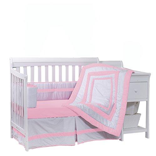 hotel bedding pink - 9