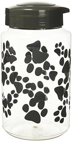 (Lixit Dog Treat Plastic Jar )