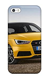 7026806K34184875 Tpu Fashionable Design 2015 Audi S1 Sportback Rugged Case Cover For Iphone 5/5s New