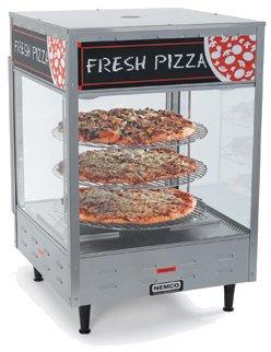 NEMCO ROTATING PIZZA DISPLAY Model 6451