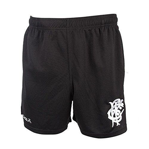 Kooga Barbarians K Dri Training Shorts - Black - Large - Barbarians Training