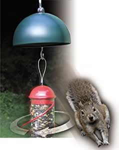 Twirl-a-Squirrel Baffle
