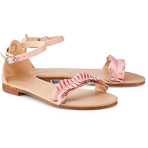 Cox Kvinder Flæser-sandalette Lyserød 33zVi