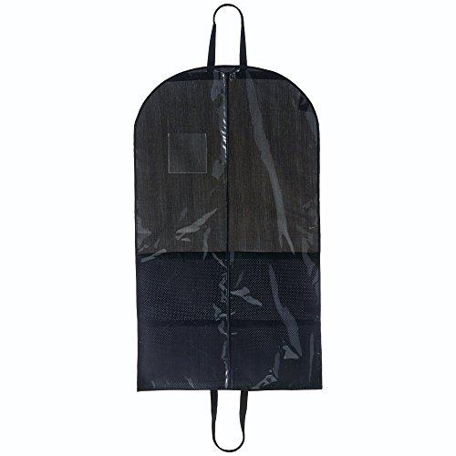 opaque garment bag - 2