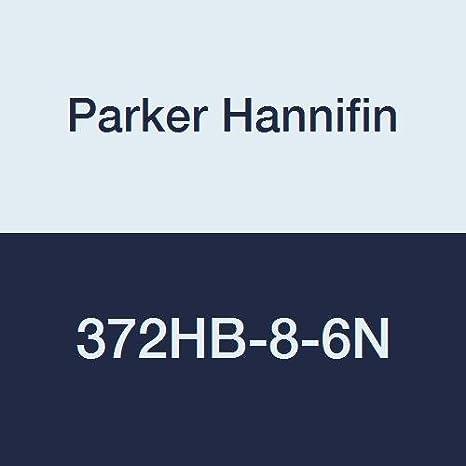 1//2 Hose Barb x 3//8 Male NPT White Nylon Pack of 10 Parker Hannifin 372HB-8-6N-pk10 Par-Barb Male Branch Tee Fitting