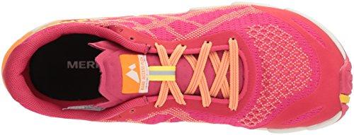 Bare Flex Mesh Access Merrell SS18 Trail Women's E Pink Laufschuhe wEgdnO