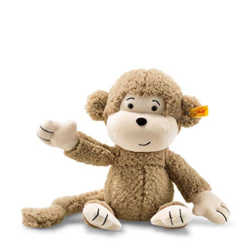 Steiff Soft Cuddly Friends - Brownie Monkey, 12