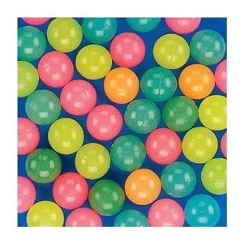 Fun Express Glow-in-The-Dark Bouncing Balls (144 Piece)